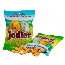 Jodler forest honey candies 75g