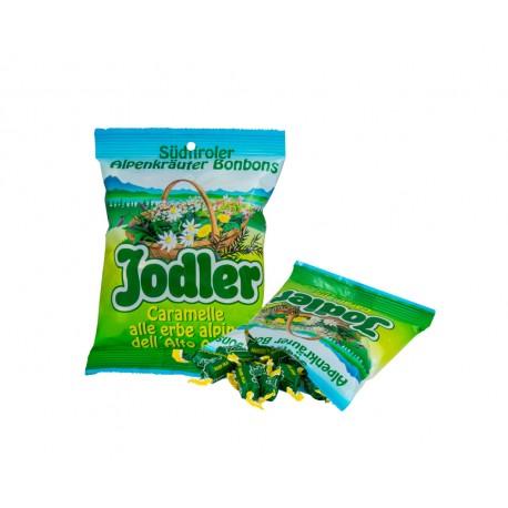 Jodler caramelle alle erbe alpine 75g
