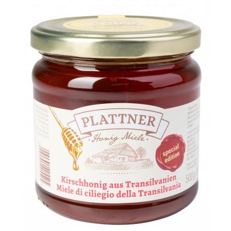 Kirschhonig aus Transsilvanien Special Edition 500g