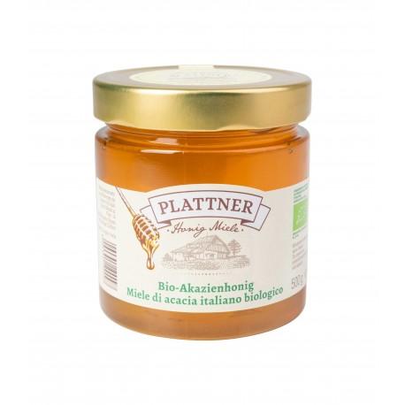 BIO organic acacia honey 500g