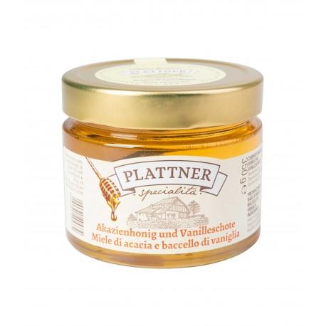 Acacia honey & vanilla pod 350g