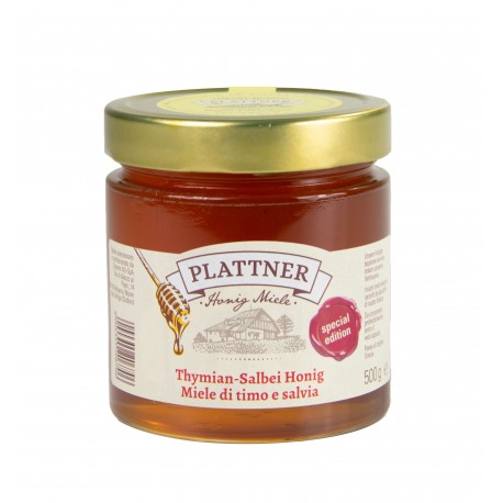 Thyme & sage Honey - Special Edition 500g